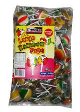 Finetime Rainbow Pops - Large (100 lollipops)
