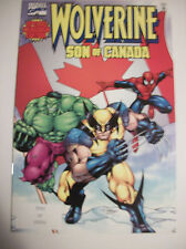 Wolverine Son of Canada/Badrock Wolverine, Wolverine #42- (2nd) gold edition,#50