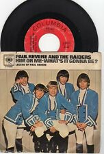 Paul Revere and the Raiders-Him Or Me-What's It Gonna Be (VG+)