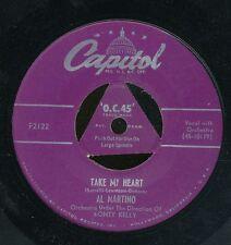 14pc45-male vocal-Capitol F-2122-Al Martino-  original OC 45