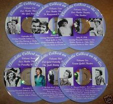 CLAUDETTE COLBERT on the air-Vintage Radio Shows OTRCDs