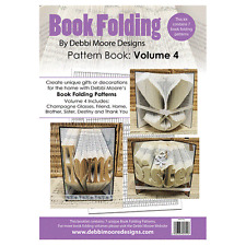 Debbi Moore Book Folding Pattern Book Volume 4 - Home Friend Brother Sister