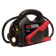 Jump-N-Carry Ultra-Portable Jump Starter with Flashlight - 900 Peak Amps New!