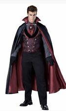 Deluxe Men's Vampire Costume