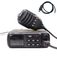 QYT CB-27 CB Radio 26.965-27.405MHz AM/FM 12/24V 4 W LCD Citizen Band Radio CB27