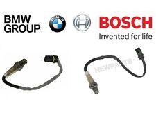 For BMW E60 E61 525i 528i 530i Set of Front & Rear Oxygen Sensor Genuine+Bosch
