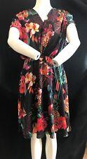 BNWT BIBA Beautiful Printed Romantic Floral Kimono Dress Size 10 SAVE £40!!