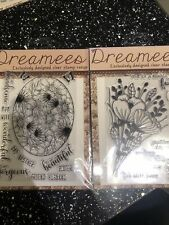 Dreamees Floral Stamps