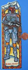 BOOKMARK - BOBA FETT - Matte Finish '83 vtg Star Wars