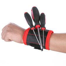 Magnetic Wristband Pocket Tool Belt Pouch Bag Screws Holding Working Helper