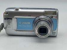 Canon PowerShot A470 7.1 Megapixel 3.4x Optical Zoom Digital Camera