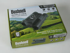 BUSHNELL IMAGE VIEW DIGITAL CAMERA BINOCULARS IN BOX