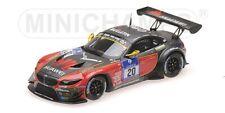BMW Z4 GT3 Team Schubert 24h Nürburgring 2015 1:43 Minichamps 437152520 neu+OVP