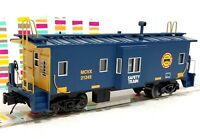 MTH 30-77271 O Gauge CSX Safety Train Bay Window Caboose  Lionel compatible
