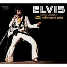 Elvis presley-Elvis: as recorded at Madison square garden 2 CD LIVE NEUF