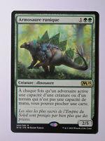 Armosaure runique  MTG Magic Francais