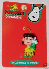Snoopy Mini Lucy Ornament 1""