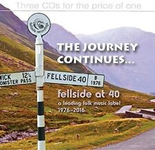 The Journey Continues  Fellside At 40 [CD]