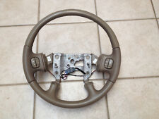 2000 Buick Regal OEM Leather Steering Wheel, Used, SUPER NICE CONDITION!!