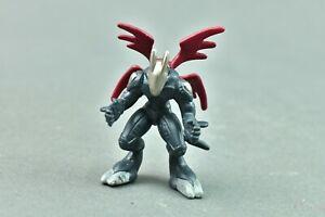 """Digimon CyberDramon 2"""" Bandai Mini H-T"""