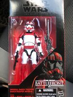 Star Wars The Black Series Imperial Shock Trooper 6 Inch Action Figure IN HAND