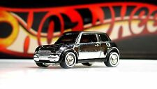 Hot Wheels / 2001 Mini Cooper / Chrome / Real Riders / Classics / Chase ~ 2009