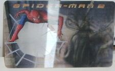 SPIDERMAN 2 - LUNCHABLES DECODER CARD #6