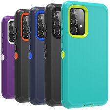 For Samsung Galaxy A52 A72 A42 A32 A12 A71 A21S A21 A11 A01 A02S Shockproof Case