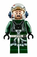 Lego (75275) UCS Star Wars A-Wing Starfighter PILOT MINIFIGURE ONLY minifig NEW