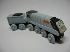 SPENCER and TENDER  Learning Curve  Wooden Train Engine ( Brio Thomas )