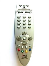 ONE FOR ALL URC-3420 UNIVERSAL TV/VCR REMOTE CONTROL SOME faded keys