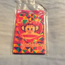 Paul Frank Journal Happy Meal McDonald's Toy- Sealed Package