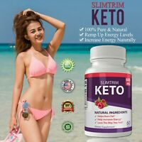 Keto Diet Pills Best Weight Loss Supplements to Burn Fat & Carb Blocker 60 caps.