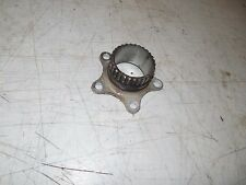 yamaha xj650 maxim 650 rear wheel clutch hub spline flange xj750 1980 1981 82 83