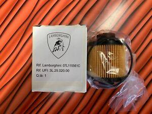 Original Ölfilter Oil Filter Lamborghini Gallardo Coupé Spyder und Superleggera