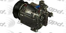 A/C Compressor-New Global 6513005 fits 2013 Chevrolet Sonic 1.8L-L4