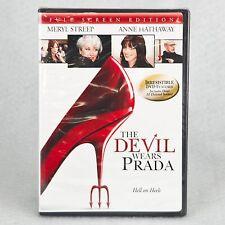 The Devil Wears Prada 2006 DVD Sealed Plastic Free Shipping