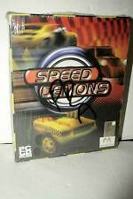 SPEED DEMONS GIOCO NUOVO PC CDROM EDIZIONE ITALIANA PAL BIG BOX GD1 50318