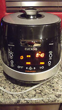Cuckoo CRP-HN1059F Smart IH 10 Cups Electric Pressure Rice Cooker