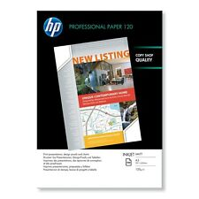 HP A3 Profesional Mate papel 120g/M2 - 100 hojas - Q6594A