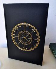 AZOETIA Andrew Chumbley 3rd Ltd Ed XOANON Grimoire Sabbatic Witchcraft Rare OOP!