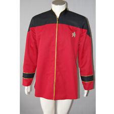 Unbranded Star Trek Red Costumes
