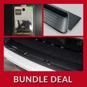 for VW T5, T5.1 V2 Barn door Threshold Cover + Side Step + Fitting Kit