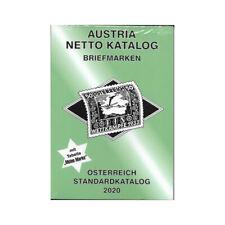 Neu Austria Netto Katalog Briefmarken Standard 2020 Neu!!!!  ANK  Eiamaya
