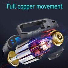 Portable Air Compressor Car Tire Pump With Digital Pressure Gauge (150 Psi 12V)