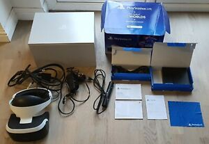 Sony PS4 PlayStation 4 PS4 VR Worlds Starter Pack With Camera No Games