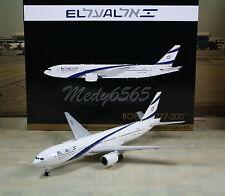 Gemini Jets EL AL Israel Boeing B777-200ER 1/200