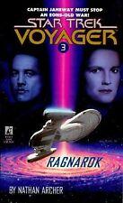 Ragnarok (Star Trek Voyager, No 3) by Nathan Archer