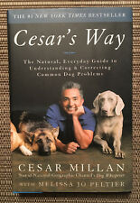 Cesar's Way by Cesar Millan with Melissa Jo Peltier - Hardcover Book