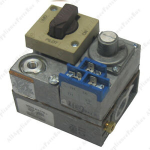 "BRIVIS honeywell controller ng 24v heat Standing Pilot Gas Valve 3/4"" x 3/4"","